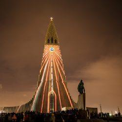 Hallgrimkirkja, Reykjavik. Izvor: VisitIsland