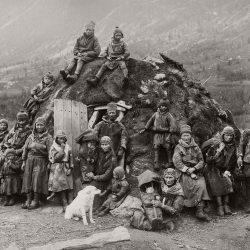 Sámi narod, oko 1900.g.