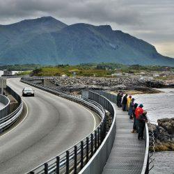 Ribolovni most, Atlantska cesta. Izvor: m_dickson/Foap/Visitnorway.com
