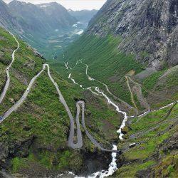 Trolska cesta, panorama. Izvor: NordicPoint