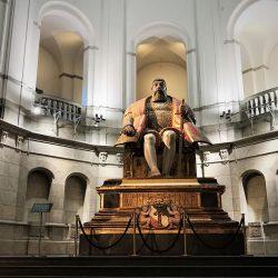 Gustav Vasa, Nordiska Museet, Stockholm. Izvor: Nordic Point