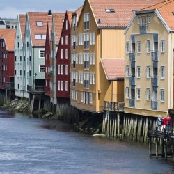 Rijeka Nidelven, Trondheim. Izvor: CH - Visitnorway.com