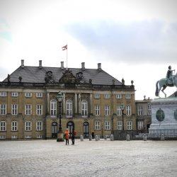 Amalienborg, kraljičina rezidencija. Izvor: NordicPoint