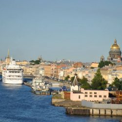 St. Petersburg, Rusija. Izvor: Natalia Krešić Lončar