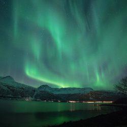 Skibotn, Norveška.