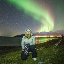 Moja Aurora, Tromsø, 6.2.2018.