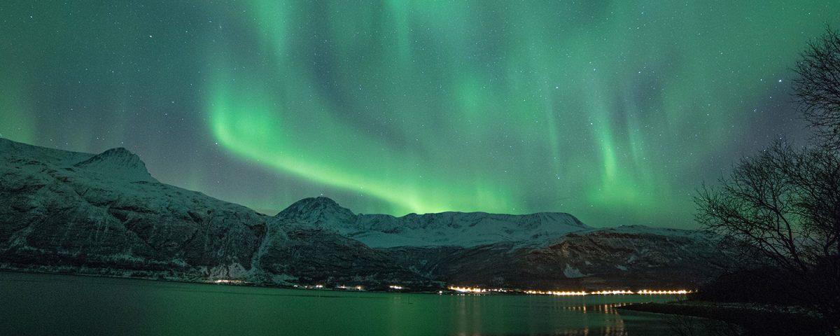 Polarna svjetlost u Norveškoj