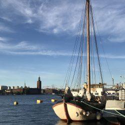 Stockholm, zgrada gradske vijećnice u pozadini. Izvor: Nordic Point