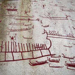 Tanum, crteži na stijenama. Izvor: Nordic Point