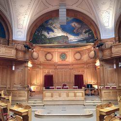 Riksdag, Stockholm. Izvor: Nordic Point