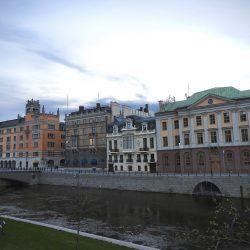 Zgrade vlade, u bijeloj zgradi stanuje Premijer. Izvor: Nordic Point