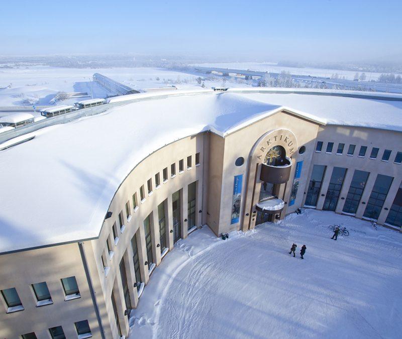 Muzej Arktikum, Rovaniemi. Izvor: arktikum.fi