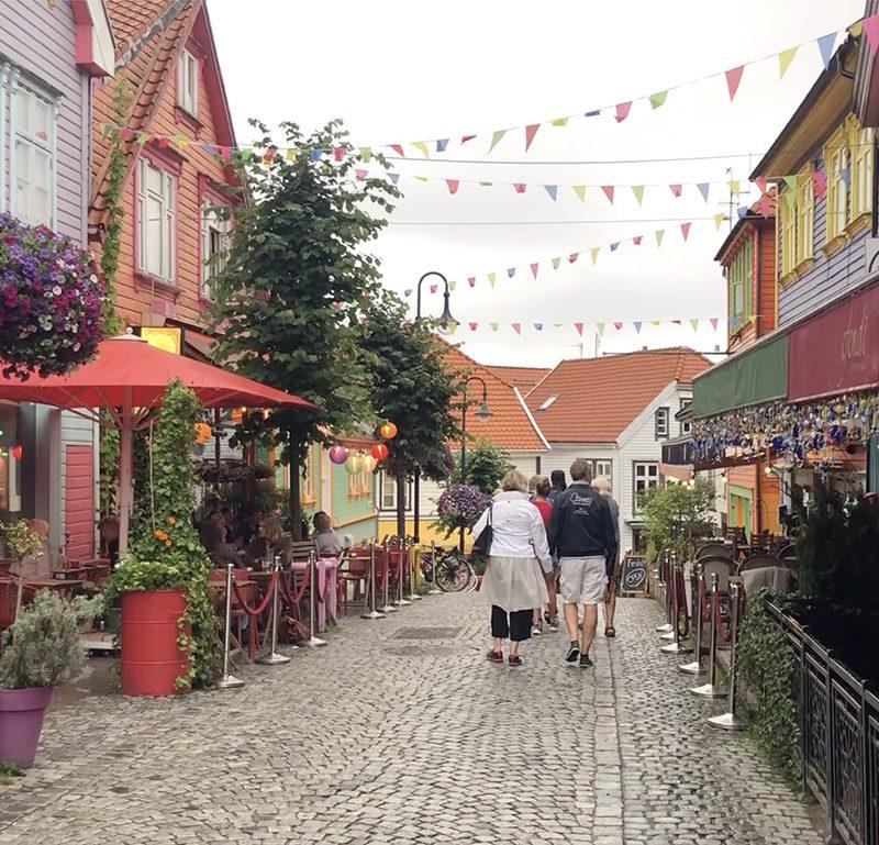 Šarena ulica, Stavanger. Photo by: Nordic Point