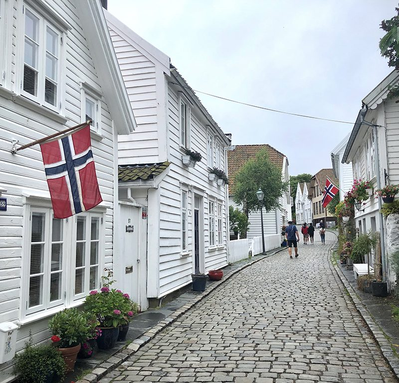 Gamle Stavanger. Photo by: Nordic Point