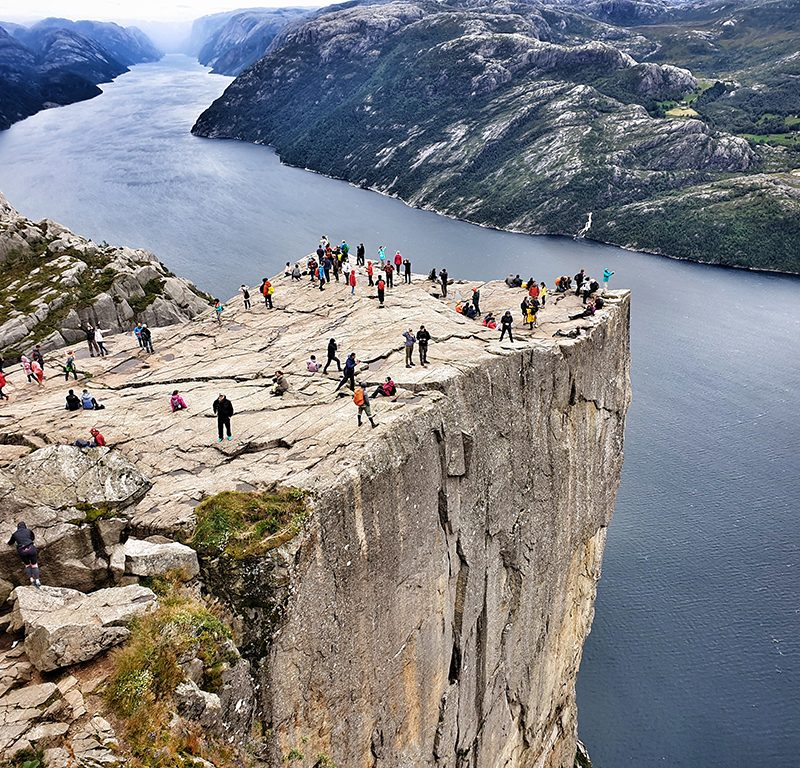 Preikestolen. Photo by Nordic Point