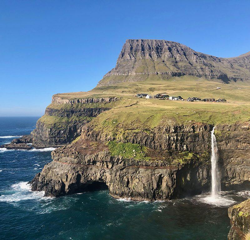 Múlafossur, Farski otoci. Photo by: Nordic Point