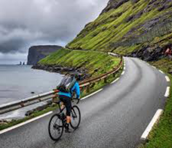bicycling faroes