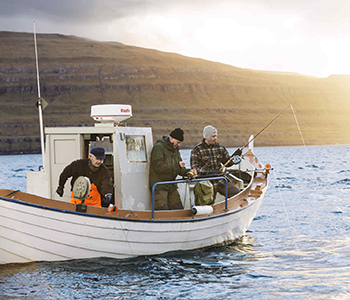 fishing faroes