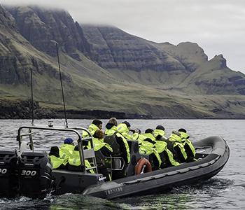 sppedboating faroes