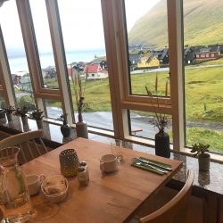 Restoran Gjáargarður, Gjógv. Photo by: Nordic Point