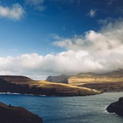 Tjørnuvík, Farski otoci