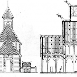 Gamla Uppsala Temple