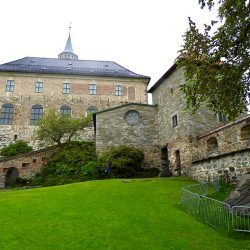 Akershus palača, Oslo. Izvor: NordicPoint