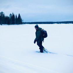 Hodanje na krpljama. Izvor: Nordic Point