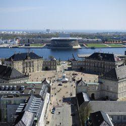 Amalienborg, Copenhagen. Izvor: Nordic Point