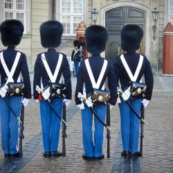 Royal guard Amalienborg. Izvor: Nordic Point