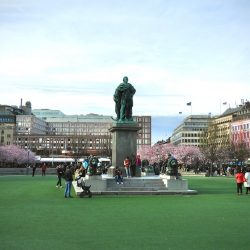 Kungsträdgård, Stockholm. Izvor: Nordic Point